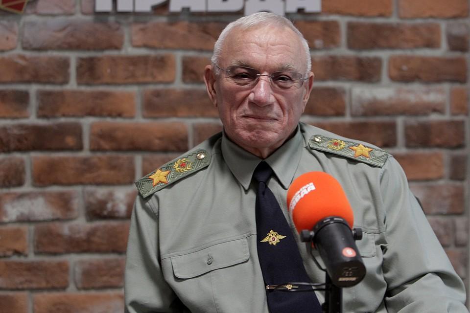 Генерал Анатолий Куликов