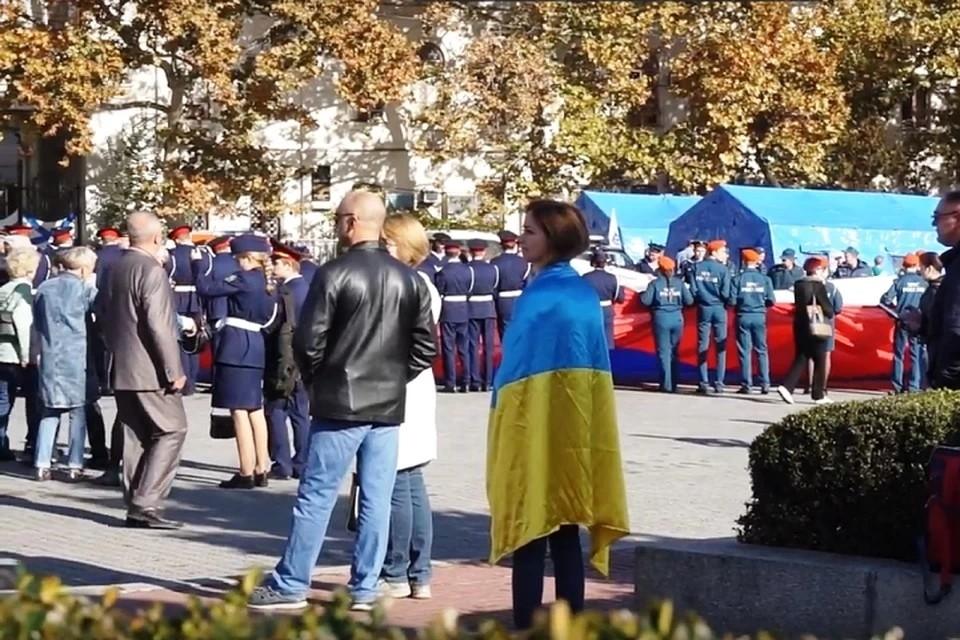 Фото: кадр из видео блогера Алены Бардовской