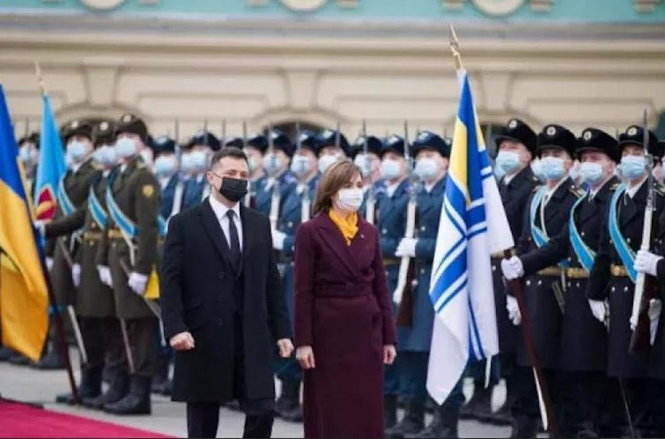 Важной темой, которая была полностью проигнорирована Майей Санду в ходе вчерашнего визита в Киев, является судьба молдавских соотечественников на Украине. Фото:noi.md