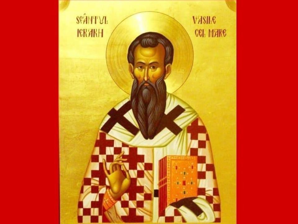 Сегодня Молдова чествует Святого Василия Великого.