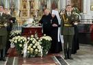 Александр Лукашенко приехал на прощание c Филаретом. На чьих еще похоронах он был?