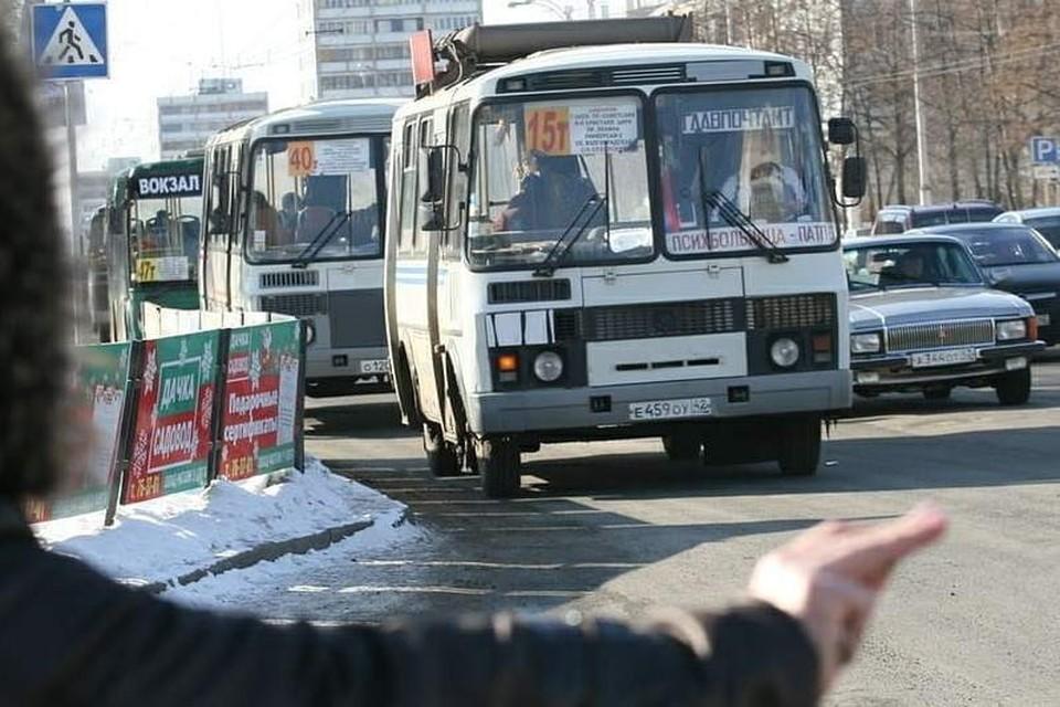 Замгубернатора рассказал о нелегальном сборе денег водителями автобусов в Кемерове. Фото: Андрей Панов/ Instagram