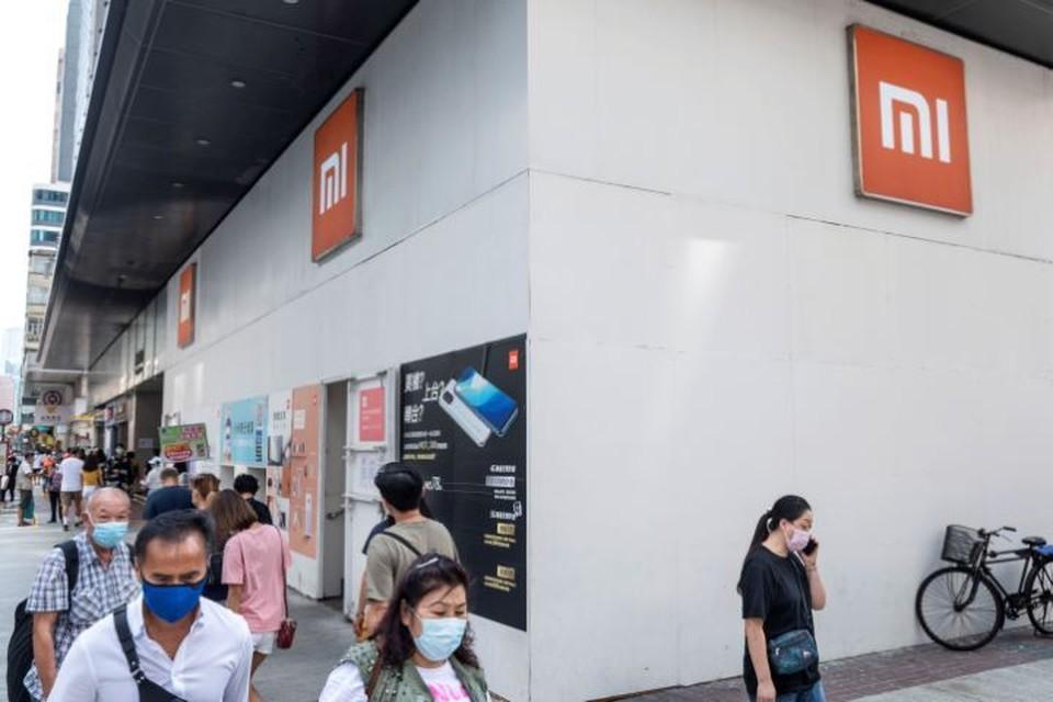 Компания Xiaomi попала в «черный список» Пентагона