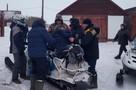Сутки в снегу. В Курьинском районе спасли потерявшегося рыбака