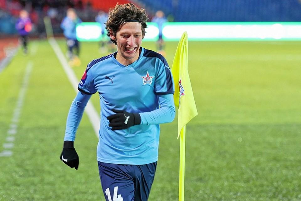 И все-таки он ушел: Рамазан Гаджимурадов покидает «СКА-Хабаровск» чтобы играть в «Премьер-Лиге»
