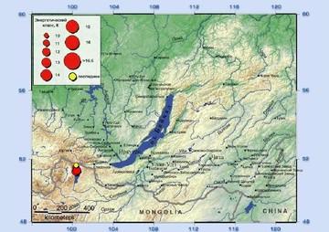 Более ста афтершоков зарегистрировали сейсмологи после землетрясения 12 января 2021 в Иркутске