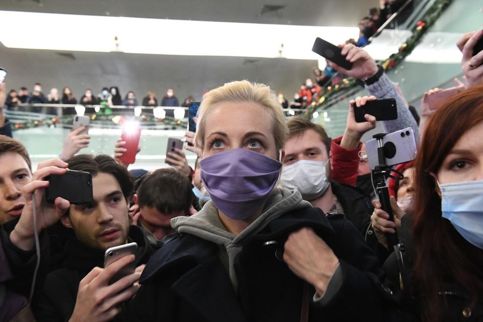 Говорят, что Юлия Навальная станет новым лидером оппозиции и, возможно, даже депутатом Госдумы.