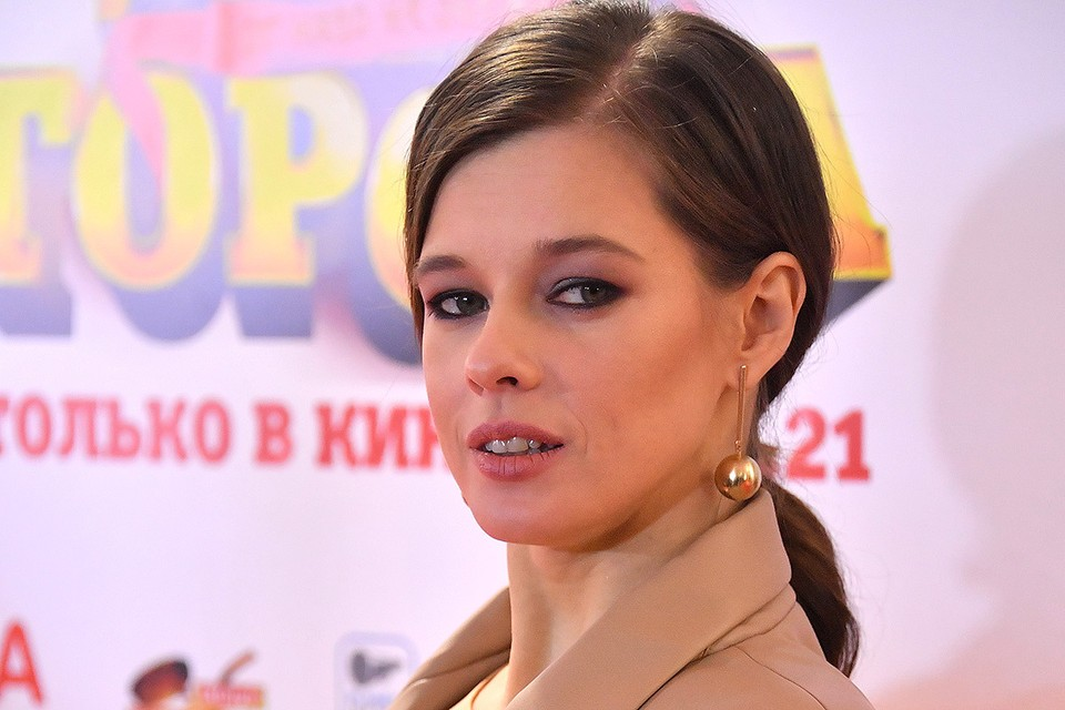 Актриса Катерина Шпица.