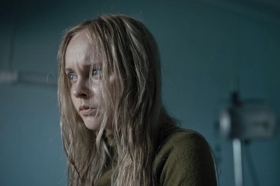 Ксения Отинова в сериале «Территория». Фото: ТНТ.