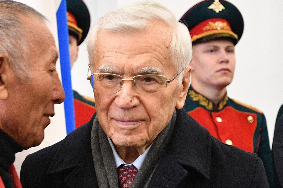 Борис Пастухов скончался на 88 году жизни.