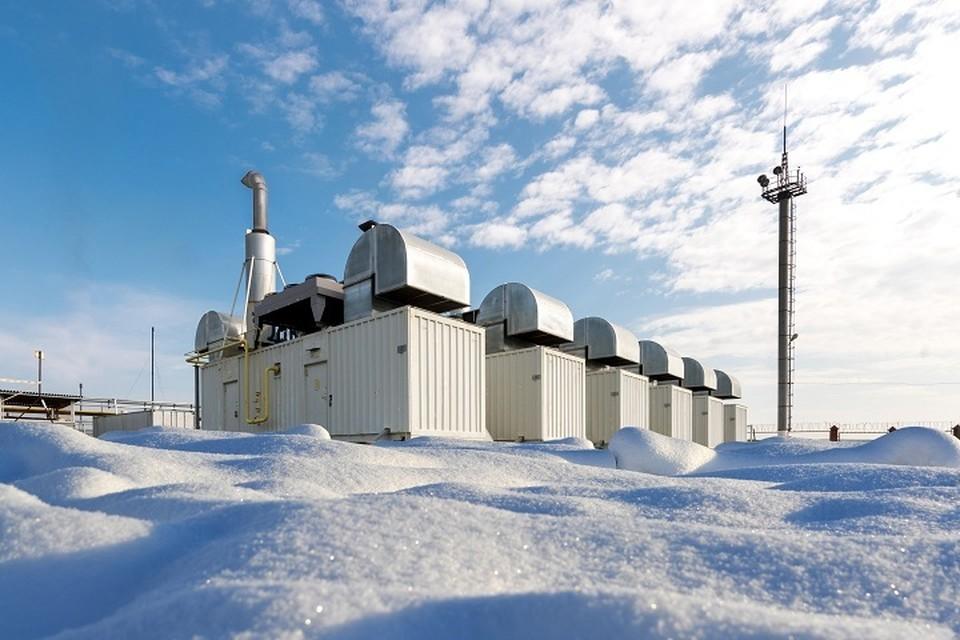 Башкирские нефтяники завершили модернизацию газопоршневой электростанции «Метели»