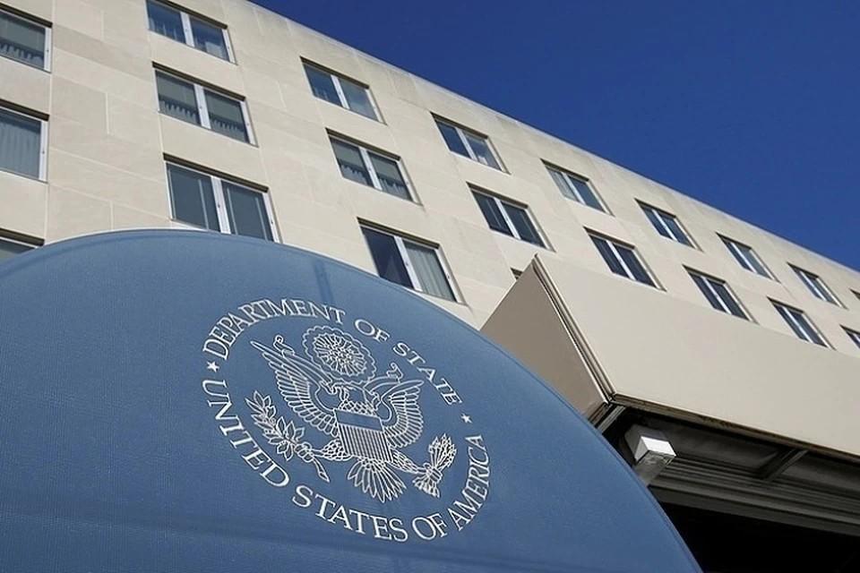Госдеп США отреагировал на незаконные акции в России