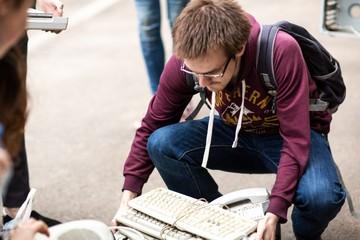 Студенты страны создадут собственные проекты в сфере переработки мусора