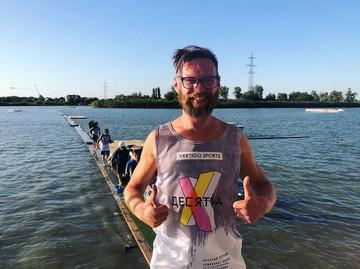 Встать после травмы позвоночника помог экстрим: Максим Пономарев из Петербурга сделал из людей с инвалидностью вейкбордистов
