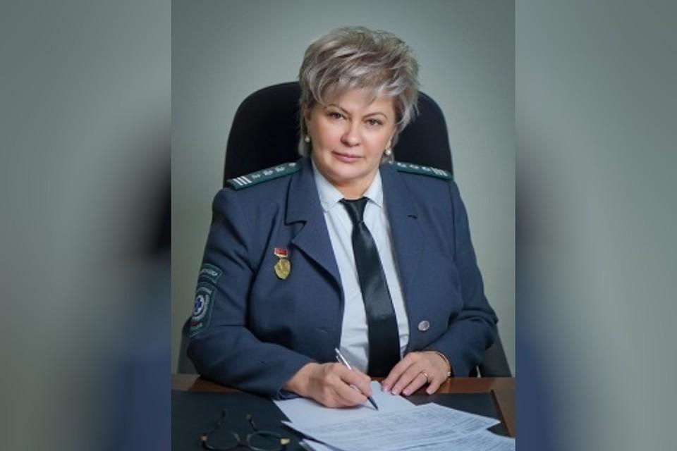Вера Беликова платила штрафы родственника за счет территориального управления федеральной службы