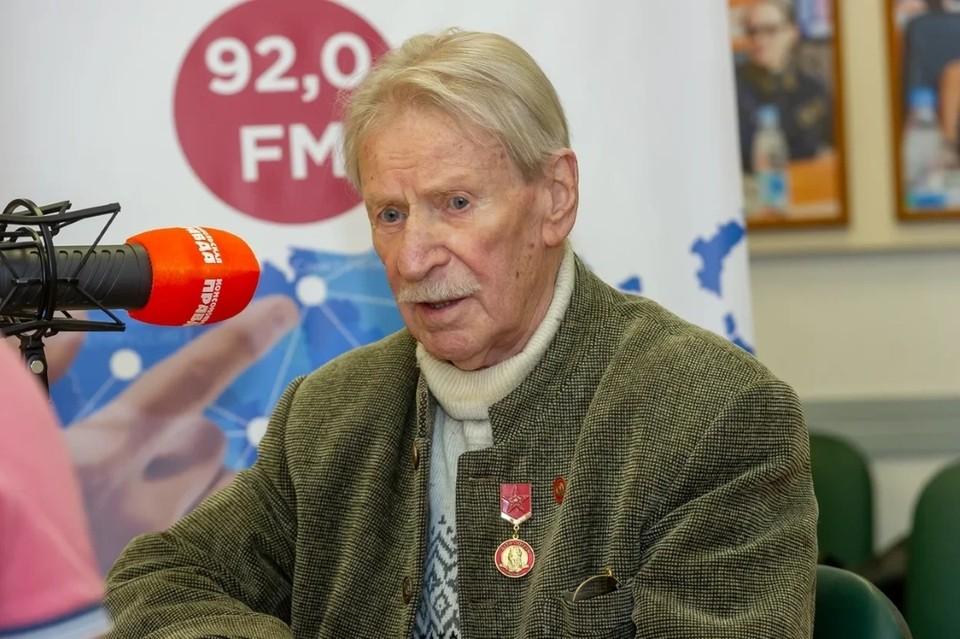 90-летний Иван Краско назвал результат ДНК-теста на отцовство предполагаемого шестого ребенка от молодой девушки