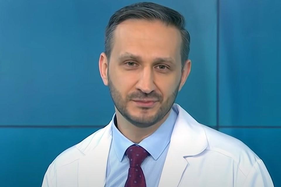 Главный внештатный специалист по инфекционным болезням Минздрава России, доктор медицинских наук Владимир Чуланов.