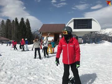 В Сочи в январе число туристов в полтора раза превысило население курорта