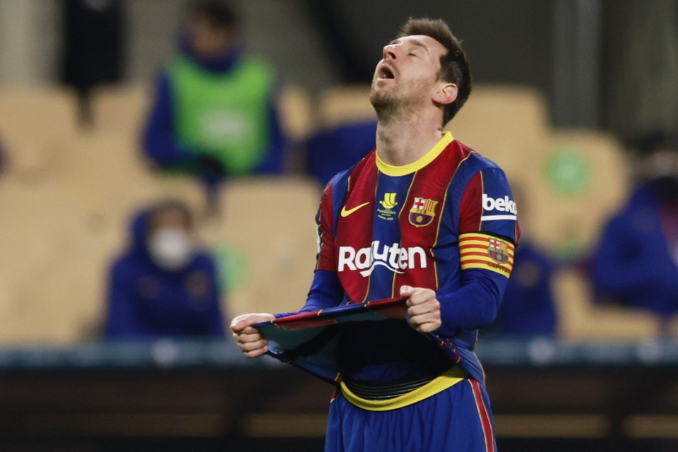 По мнению некоторых экспертов, контракт Месси утянул «Барселону» на финансовое дно