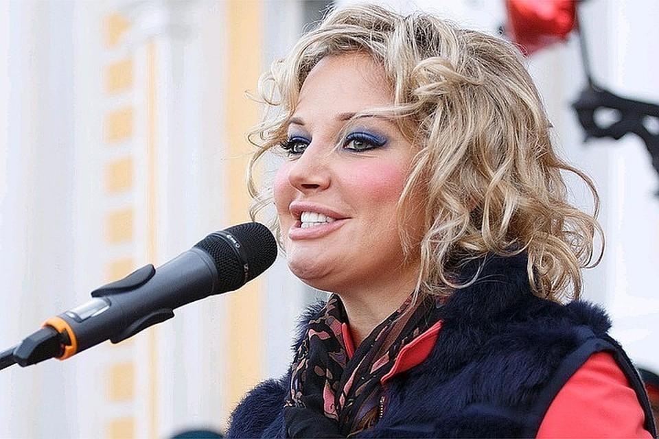 Мария Максакова не так давно вернулась в Москву и Киева