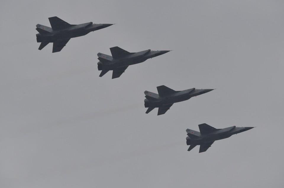 Новый сверхскоростной истребитель будет создан на основе концепции МиГ-31