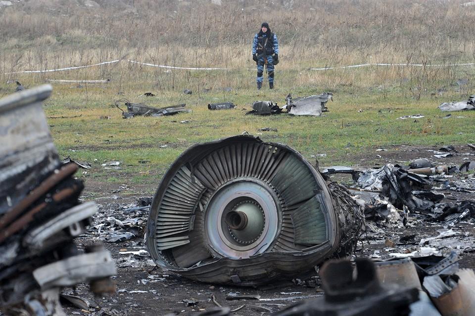 В Нидерландах решили не привлекать Украину к ответу по делу MH17