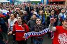 Все по фану: Дворцовая площадь станет площадкой футбольных болельщиков