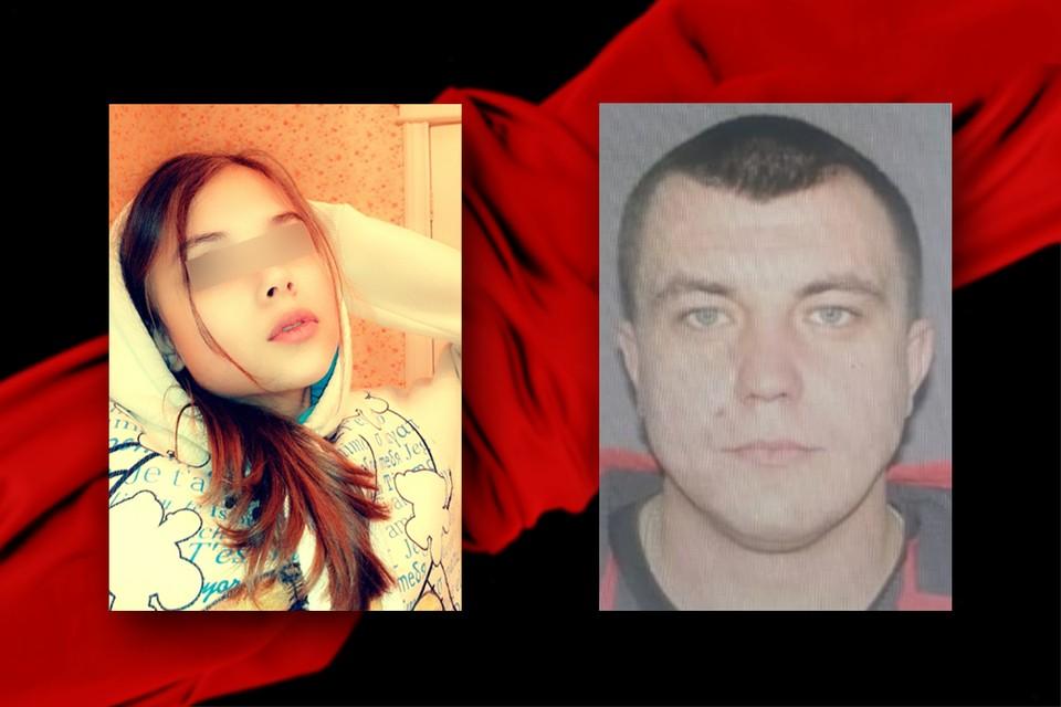 Главная версия следователей – Никита Сильнов задушил дочь своей сожительницы шарфом. Фото: аккаунт в ВК и МВД по Тверской области.