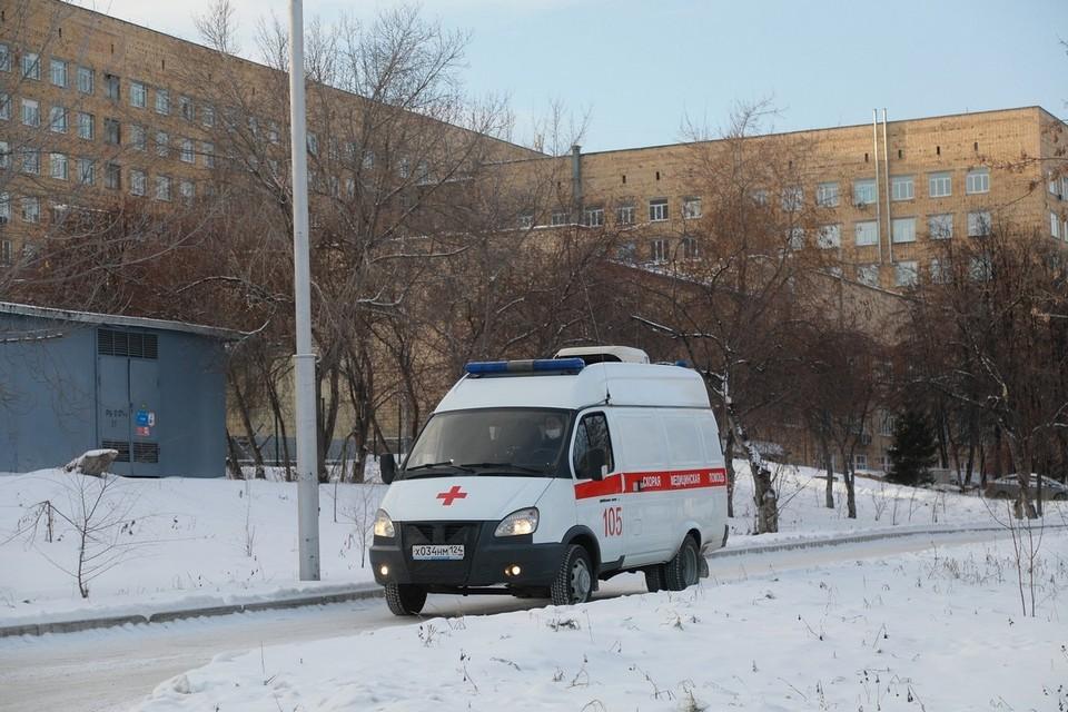 В Красноярском крае за неделю обморозился 71 человек