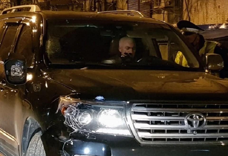 Автомобиль судьи поехал на экспертизу в столицу