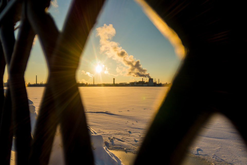 Морозы пока не отступают. Фото: Сергей Березин