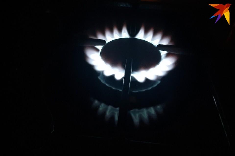 После прекращения подачи транзитного газа, в Калининграде газ берут из подземного хранилища.