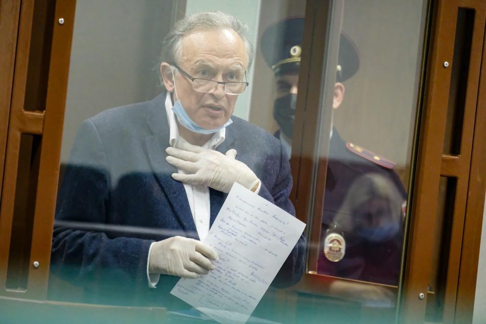 Олег Соколов находится в СИЗО