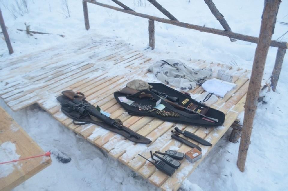 Двум жителям Иркутска грозит тюрьма за незаконную охоту на косулю