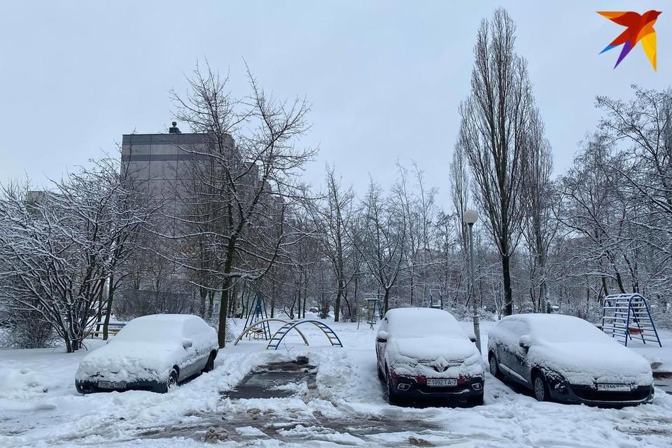 В Беларуси из снежных заносов спасатели за сутки помогли достать 48 авто