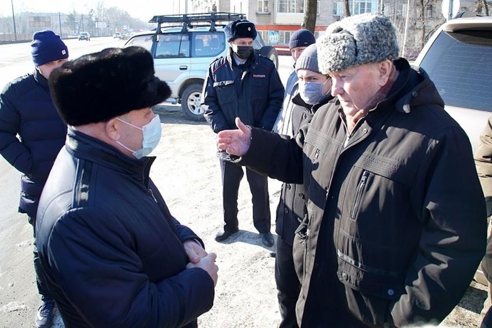 Остановку напротив 11 больницы Хабаровска все-таки сделают