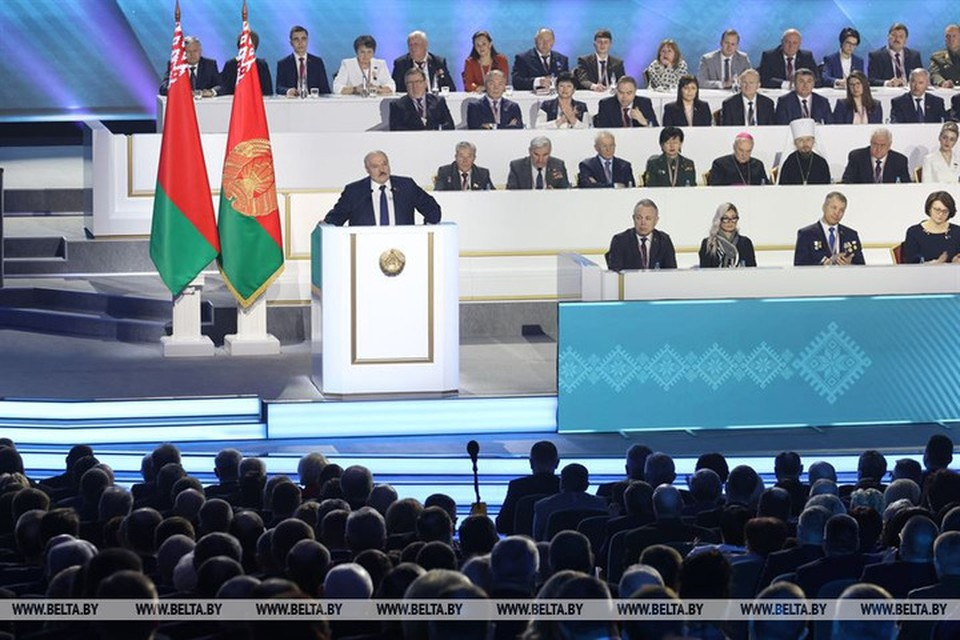 В ЕС пояснили, какое письмо и когда отправили Лукашенко. Фото: БелТА