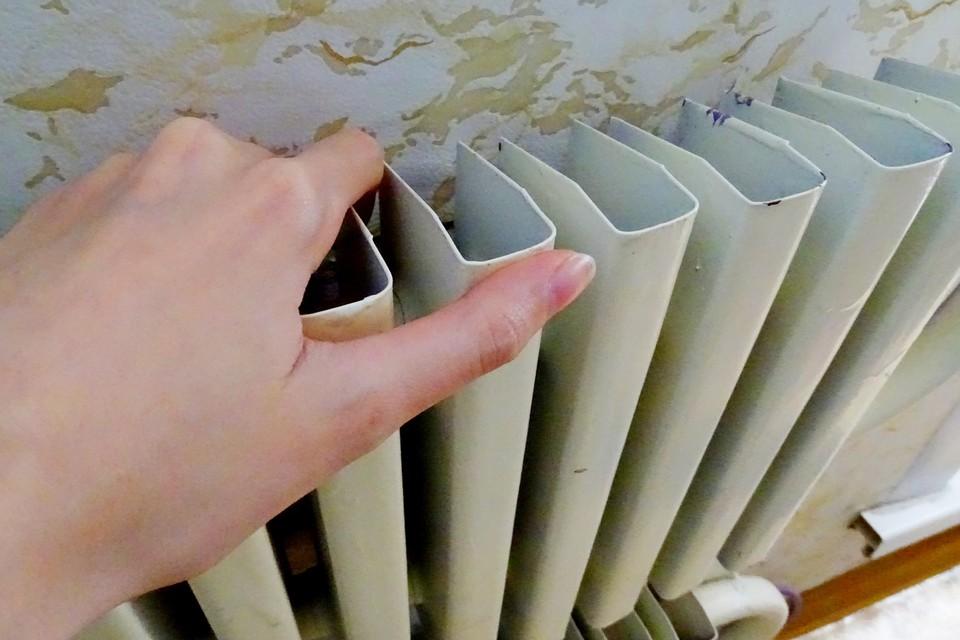 Из-за порыва жители 20 домов Липецка остались без тепла и горячей воды