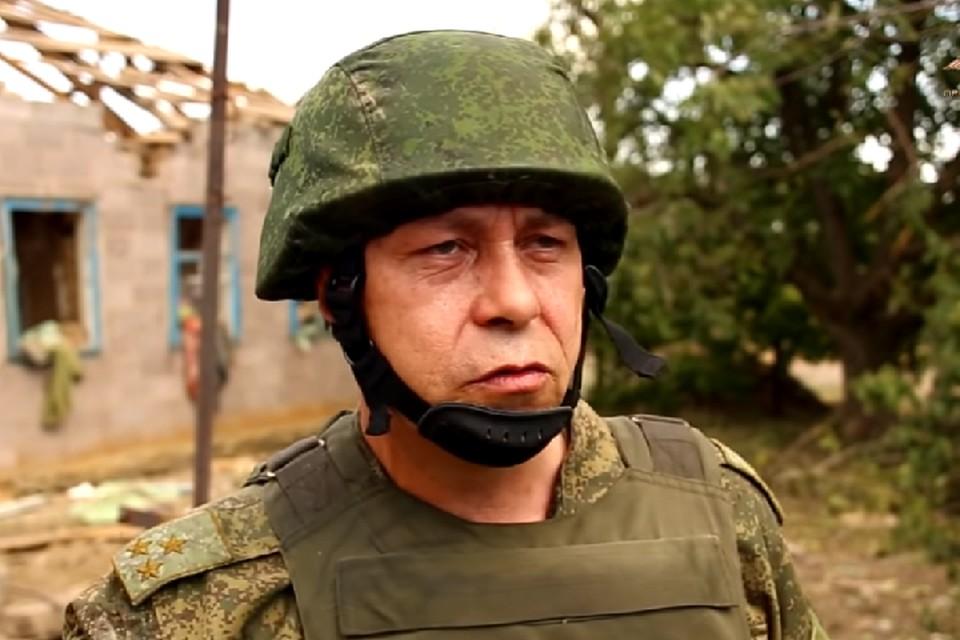 По данным замначальника УНМ ДНР, противник использовал ствольную артиллерию, минометы и гранатометы. Фото: пресс-служба УНМ ДНР