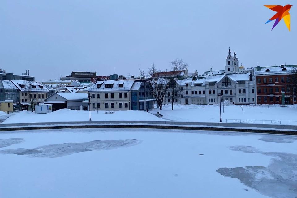 В Беларуси на 13 февраля объявлен оранжевый уровень опасности