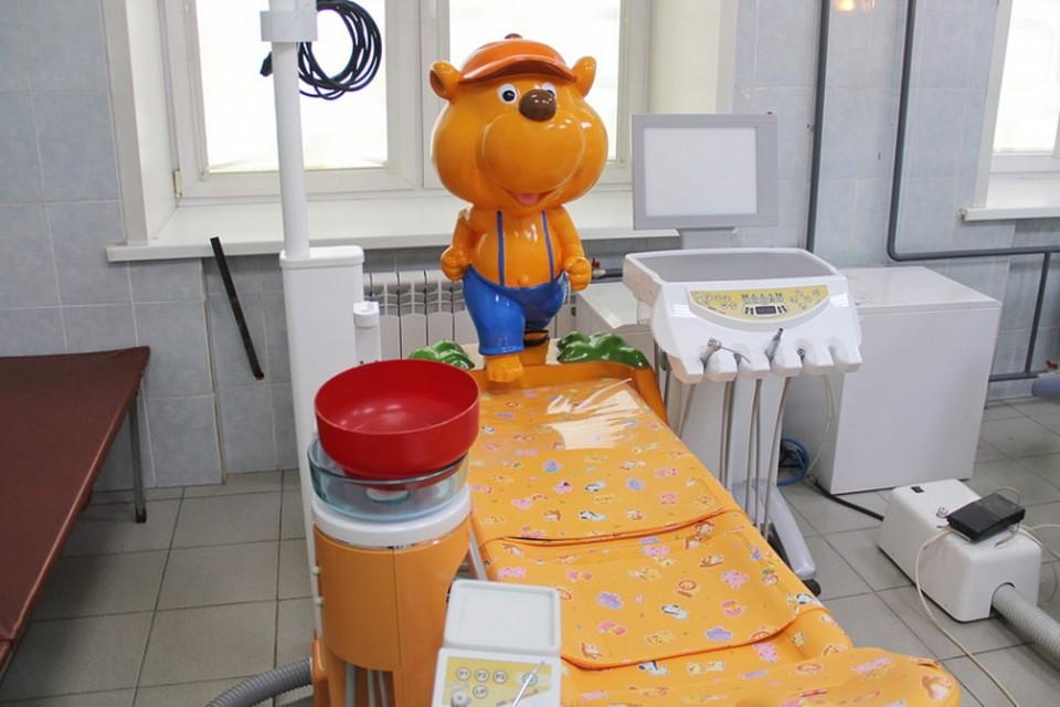 Новое отделение откроют в краевой детской стоматологической поликлинике. Фото: пресс-служба Минздрава Алтайского края