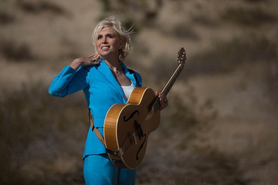 Популярная певица пришла в шоу «Точь-в-точь», чтобы показать мастерство перевоплощения
