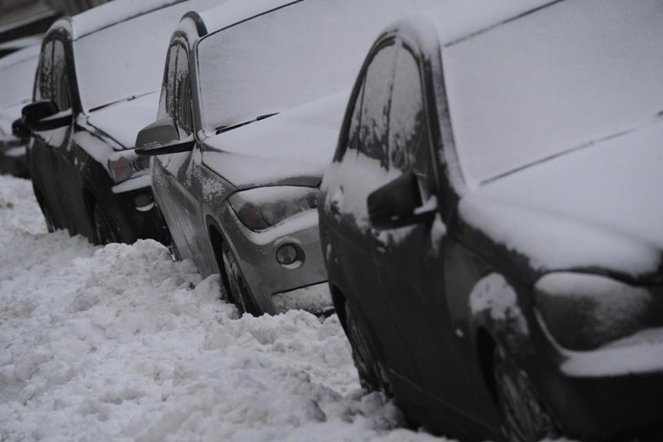 Парковку на улице Марата запретят с 16 февраля в Иркутске