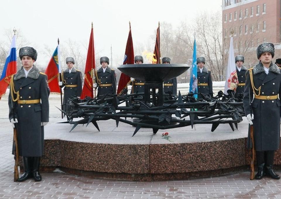 В Барнауле отметят 32-ю годовщину вывода войск из Афганистана