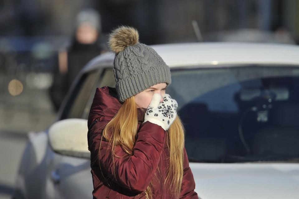Похолодание обещает быть сильным - до -30 градусов.