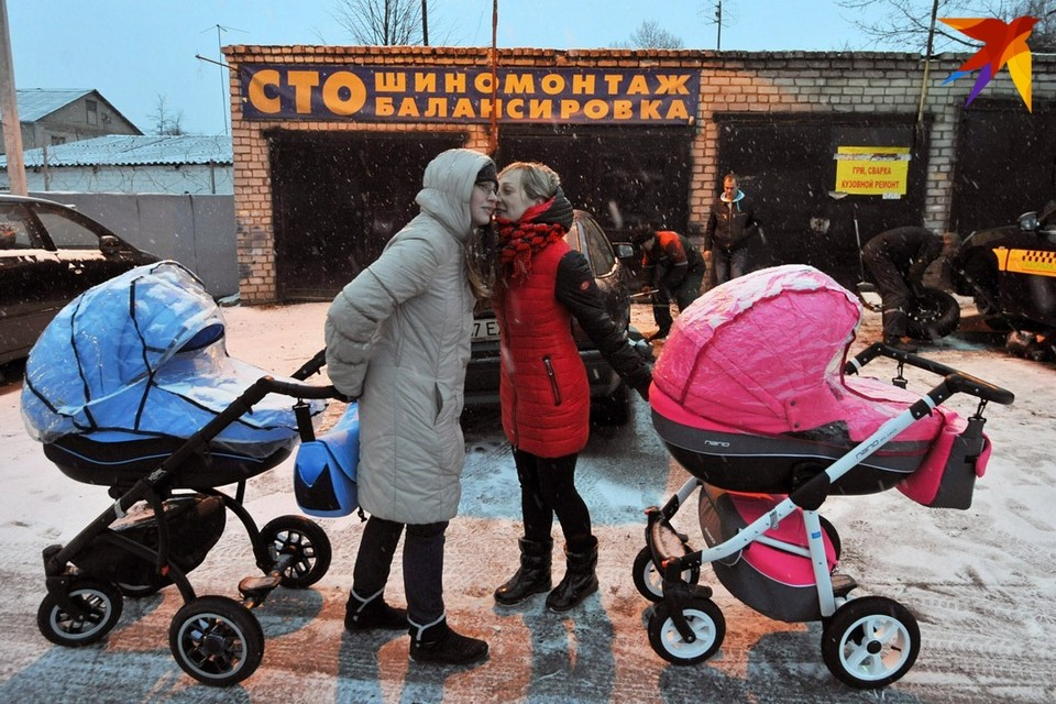 """Ирина Костевич заявила, что второй ребенок это """"низкий старт"""" к третьему."""