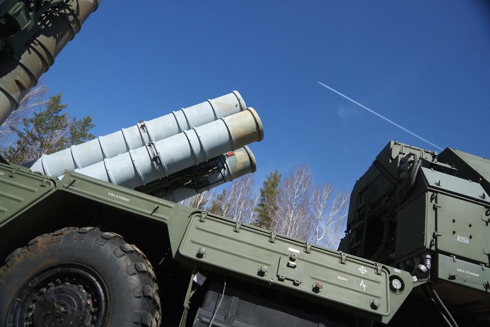 ПВО Сирии отразила ракетную атаку Израиля