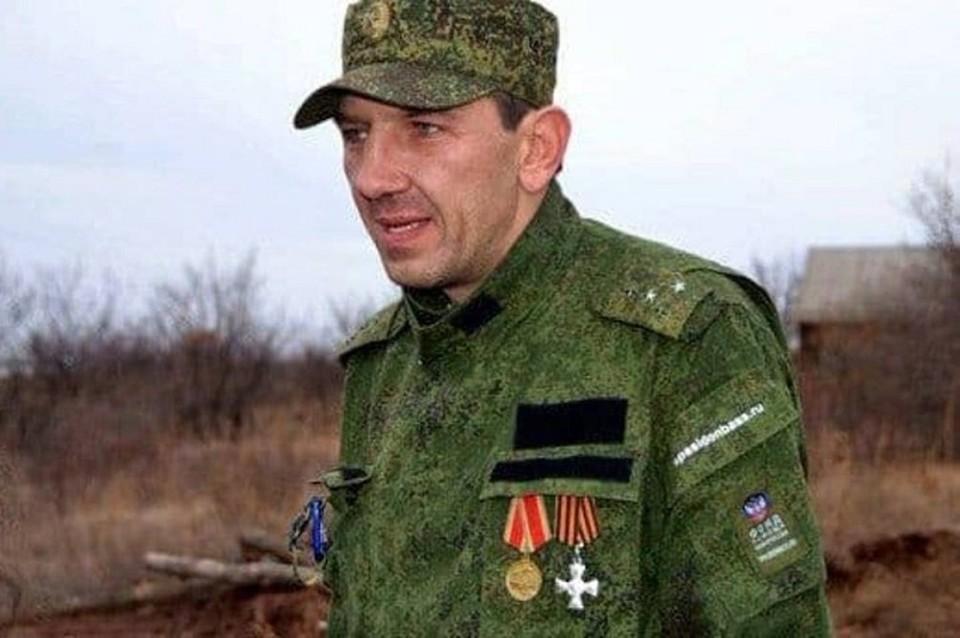 В ДНР совершено покушение на командира 1-го батальона Народной милиции. Фото: Telegram / Неофициальный Безсонов