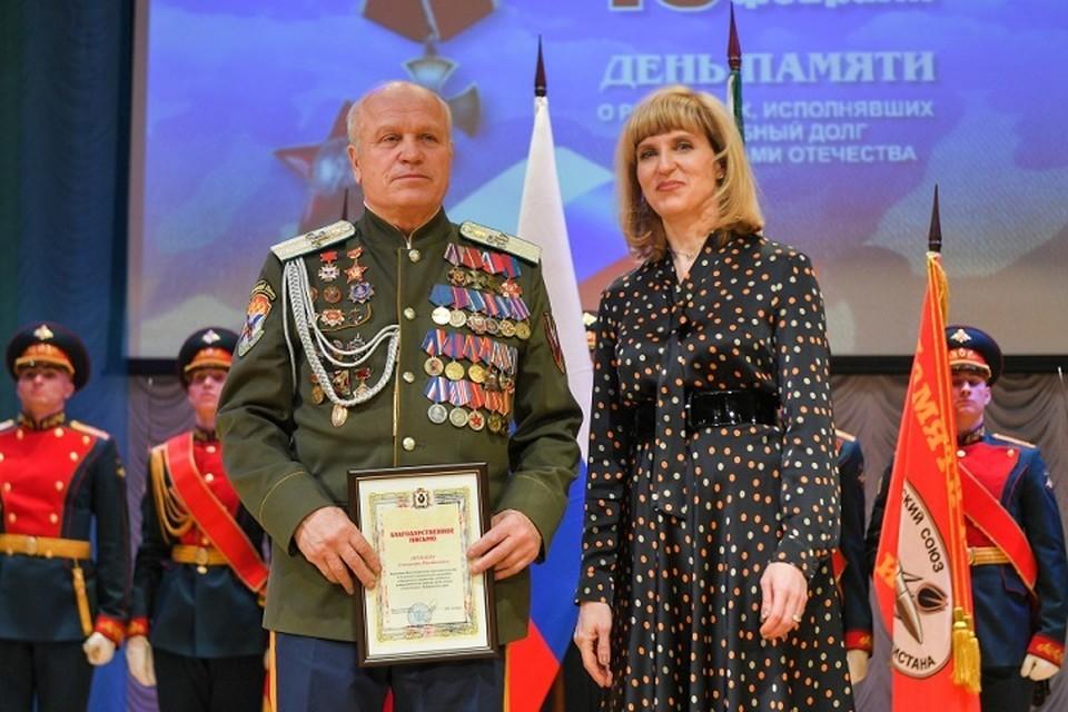 Память воинов-интернационалистов почтили в Хабаровске