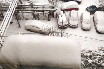 Как долго продлится снегопад в Краснодаре
